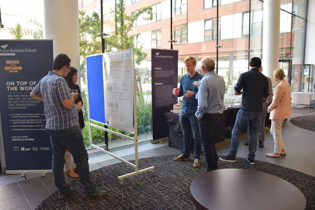 Posters at ABC-Salt Summer School