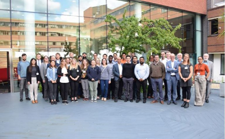 Delegates from the ABC-Salt Summer School held at Aston University, UK, August 2019